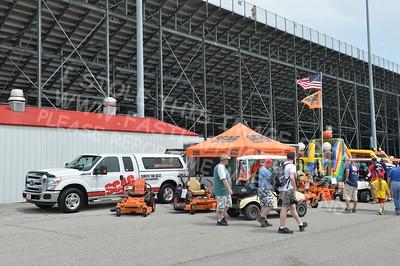 "20170617 870 - ARCA Midwest Tour ""Illinois Lottery Super Late Model Showdown"" at Gateway Motorsports Park  - Madison, IL - 6/17/17"