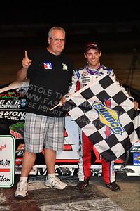 "20170701 655 - ARCA Midwest Tour ""Kar Korner All-Star 100"" at Rockford Speedway - Loves Park, IL - 7/1/17"