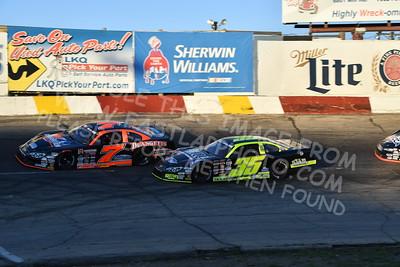 "20170701 424 - ARCA Midwest Tour ""Kar Korner All-Star 100"" at Rockford Speedway - Loves Park, IL - 7/1/17"
