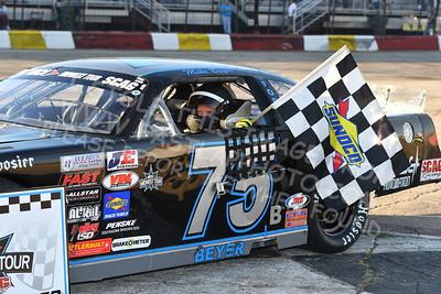 "20170701 416 - ARCA Midwest Tour ""Kar Korner All-Star 100"" at Rockford Speedway - Loves Park, IL - 7/1/17"