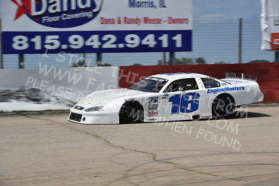 """20170715 056 - ARCA Midwest Tour """"Wayne Carter Classic 100"""" at Grundy County Speedway - Morris, IL - 7/15/17"""
