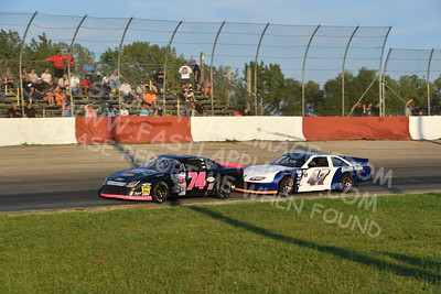 """20170715 492 - ARCA Midwest Tour """"Wayne Carter Classic 100"""" at Grundy County Speedway - Morris, IL - 7/15/17"""