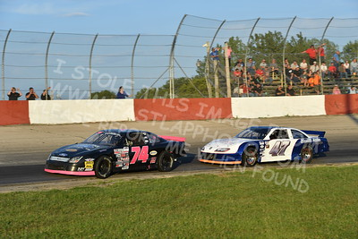 """20170715 487 - ARCA Midwest Tour """"Wayne Carter Classic 100"""" at Grundy County Speedway - Morris, IL - 7/15/17"""