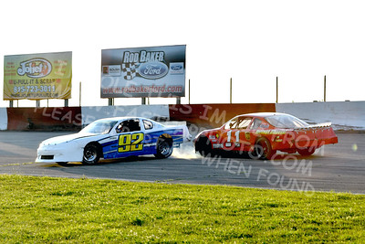 """20170715 490 - ARCA Midwest Tour """"Wayne Carter Classic 100"""" at Grundy County Speedway - Morris, IL - 7/15/17"""
