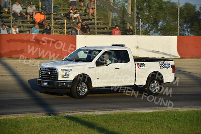 """20170715 484 - ARCA Midwest Tour """"Wayne Carter Classic 100"""" at Grundy County Speedway - Morris, IL - 7/15/17"""