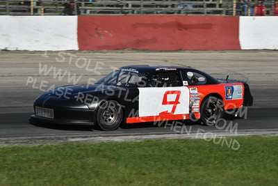 """20170715 418 - ARCA Midwest Tour """"Wayne Carter Classic 100"""" at Grundy County Speedway - Morris, IL - 7/15/17"""