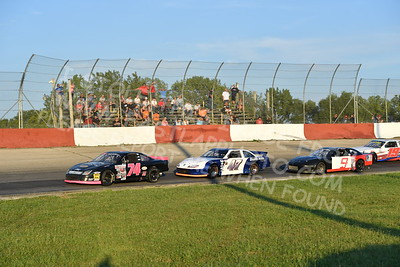 """20170715 485 - ARCA Midwest Tour """"Wayne Carter Classic 100"""" at Grundy County Speedway - Morris, IL - 7/15/17"""