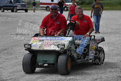 """20170715 035 - ARCA Midwest Tour """"Wayne Carter Classic 100"""" at Grundy County Speedway - Morris, IL - 7/15/17"""