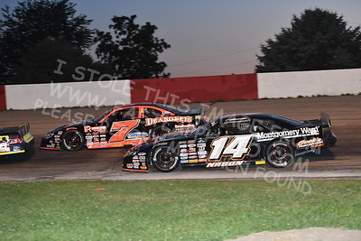 """20170715 632 - ARCA Midwest Tour """"Wayne Carter Classic 100"""" at Grundy County Speedway - Morris, IL - 7/15/17"""