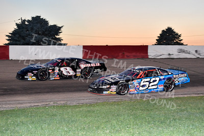 """20170715 630 - ARCA Midwest Tour """"Wayne Carter Classic 100"""" at Grundy County Speedway - Morris, IL - 7/15/17"""