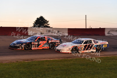 """20170715 622 - ARCA Midwest Tour """"Wayne Carter Classic 100"""" at Grundy County Speedway - Morris, IL - 7/15/17"""