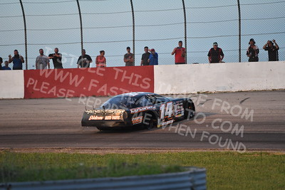 """20170715 599 - ARCA Midwest Tour """"Wayne Carter Classic 100"""" at Grundy County Speedway - Morris, IL - 7/15/17"""