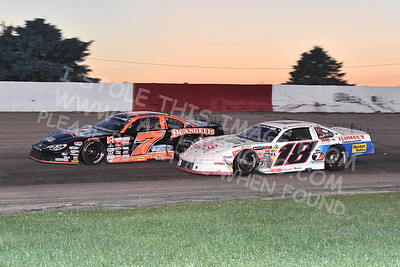 """20170715 624 - ARCA Midwest Tour """"Wayne Carter Classic 100"""" at Grundy County Speedway - Morris, IL - 7/15/17"""