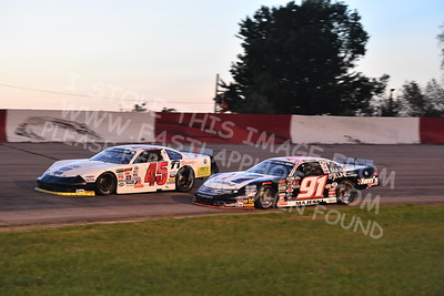 """20170715 620 - ARCA Midwest Tour """"Wayne Carter Classic 100"""" at Grundy County Speedway - Morris, IL - 7/15/17"""