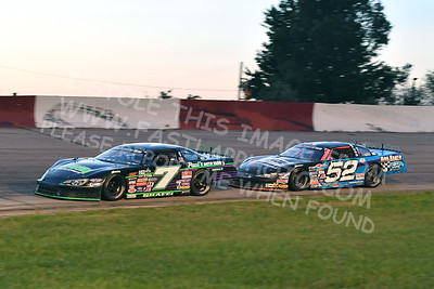 """20170715 619 - ARCA Midwest Tour """"Wayne Carter Classic 100"""" at Grundy County Speedway - Morris, IL - 7/15/17"""