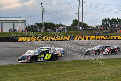 "20170801-453 - ARCA Midwest Tour ""Forest County Potawatomi Dixieland 250"" at Wisconsin International Raceway - Kaukauna, WI-8/1/2017"