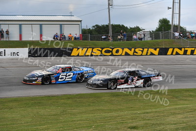 "20170801-444 - ARCA Midwest Tour ""Forest County Potawatomi Dixieland 250"" at Wisconsin International Raceway - Kaukauna, WI-8/1/2017"