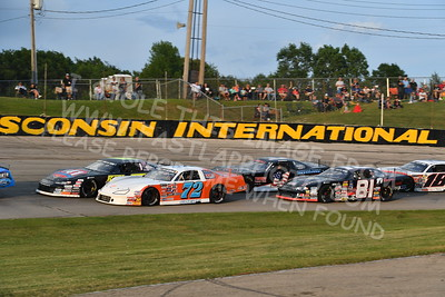 "20170801-437 - ARCA Midwest Tour ""Forest County Potawatomi Dixieland 250"" at Wisconsin International Raceway - Kaukauna, WI-8/1/2017"