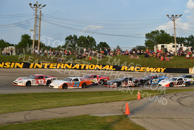 "20170801-435 - ARCA Midwest Tour ""Forest County Potawatomi Dixieland 250"" at Wisconsin International Raceway - Kaukauna, WI-8/1/2017"