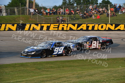 "20170801-439 - ARCA Midwest Tour ""Forest County Potawatomi Dixieland 250"" at Wisconsin International Raceway - Kaukauna, WI-8/1/2017"