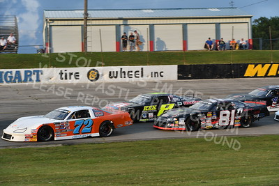 "20170801-436 - ARCA Midwest Tour ""Forest County Potawatomi Dixieland 250"" at Wisconsin International Raceway - Kaukauna, WI-8/1/2017"
