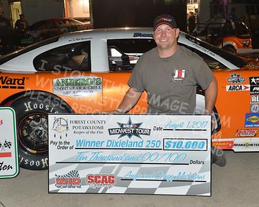 "20170802-1265 - ARCA Midwest Tour ""Forest County Potawatomi Dixieland 250"" at Wisconsin International Raceway - Kaukauna, WI-8/2/2017"