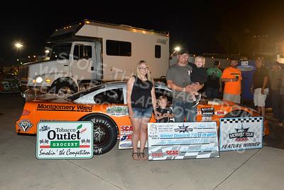 "20170802-1252 - ARCA Midwest Tour ""Forest County Potawatomi Dixieland 250"" at Wisconsin International Raceway - Kaukauna, WI-8/2/2017"