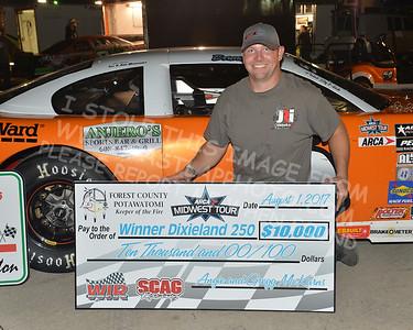 "20170802-1266 - ARCA Midwest Tour ""Forest County Potawatomi Dixieland 250"" at Wisconsin International Raceway - Kaukauna, WI-8/2/2017"
