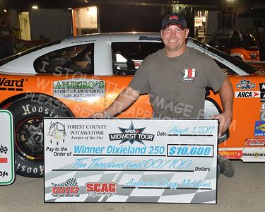 "20170802-1262 - ARCA Midwest Tour ""Forest County Potawatomi Dixieland 250"" at Wisconsin International Raceway - Kaukauna, WI-8/2/2017"
