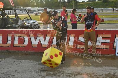 "20170801-414 - ARCA Midwest Tour ""Forest County Potawatomi Dixieland 250"" at Wisconsin International Raceway - Kaukauna, WI-8/1/2017"