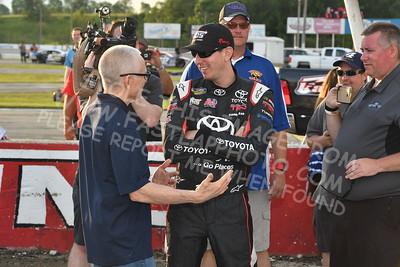 "20170801-427 - ARCA Midwest Tour ""Forest County Potawatomi Dixieland 250"" at Wisconsin International Raceway - Kaukauna, WI-8/1/2017"