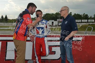 "20170801-1082 - ARCA Midwest Tour ""Forest County Potawatomi Dixieland 250"" at Wisconsin International Raceway - Kaukauna, WI-8/1/2017"