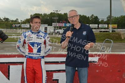 "20170801-1085 - ARCA Midwest Tour ""Forest County Potawatomi Dixieland 250"" at Wisconsin International Raceway - Kaukauna, WI-8/1/2017"