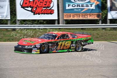 """20170812-041 - ARCA Midwest Tour """"Mid-Summer Showdown 100"""" at Golden Sands Speedway - Wisconsin Rapids, WI-8/12/2017"""