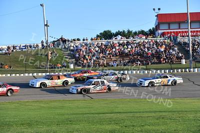 """20170812-433 - ARCA Midwest Tour """"Mid-Summer Showdown 100"""" at Golden Sands Speedway - Wisconsin Rapids, WI-8/12/2017"""