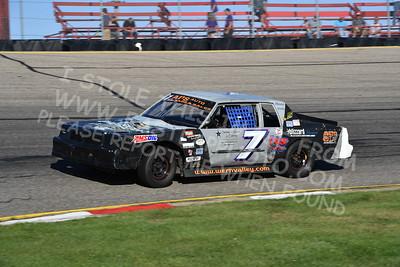 """20170812-369 - ARCA Midwest Tour """"Mid-Summer Showdown 100"""" at Golden Sands Speedway - Wisconsin Rapids, WI-8/12/2017"""
