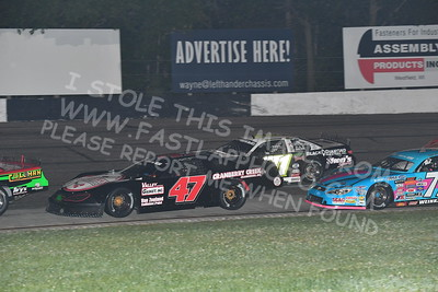 """20170902 602 - ARCA Midwest Tour """"Bill Meiller Memorial 101 presented by Assembly Products"""" at Dells Raceway Park - Wisconsin Dells, WI - 9/2/17"""