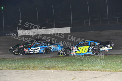 """20170902 601 - ARCA Midwest Tour """"Bill Meiller Memorial 101 presented by Assembly Products"""" at Dells Raceway Park - Wisconsin Dells, WI - 9/2/17"""