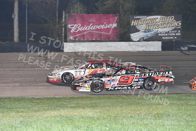 """20170902 597 - ARCA Midwest Tour """"Bill Meiller Memorial 101 presented by Assembly Products"""" at Dells Raceway Park - Wisconsin Dells, WI - 9/2/17"""
