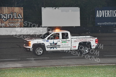 """20170902 598 - ARCA Midwest Tour """"Bill Meiller Memorial 101 presented by Assembly Products"""" at Dells Raceway Park - Wisconsin Dells, WI - 9/2/17"""