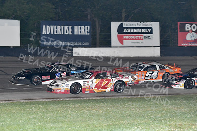 """20170902 588 - ARCA Midwest Tour """"Bill Meiller Memorial 101 presented by Assembly Products"""" at Dells Raceway Park - Wisconsin Dells, WI - 9/2/17"""