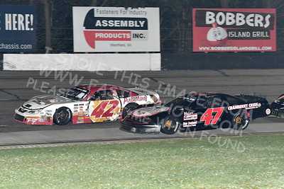 """20170902 605 - ARCA Midwest Tour """"Bill Meiller Memorial 101 presented by Assembly Products"""" at Dells Raceway Park - Wisconsin Dells, WI - 9/2/17"""