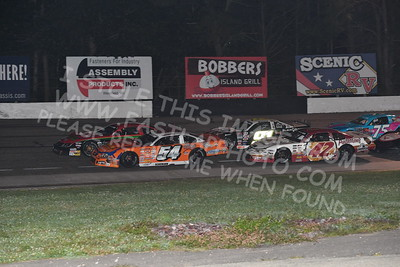 """20170902 609 - ARCA Midwest Tour """"Bill Meiller Memorial 101 presented by Assembly Products"""" at Dells Raceway Park - Wisconsin Dells, WI - 9/2/17"""