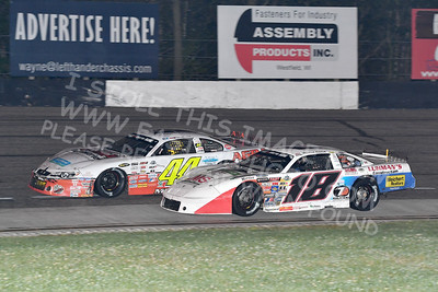 """20170902 591 - ARCA Midwest Tour """"Bill Meiller Memorial 101 presented by Assembly Products"""" at Dells Raceway Park - Wisconsin Dells, WI - 9/2/17"""