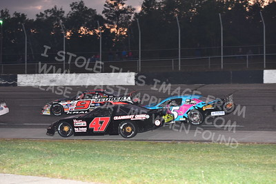 """20170902 488 - ARCA Midwest Tour """"Bill Meiller Memorial 101 presented by Assembly Products"""" at Dells Raceway Park - Wisconsin Dells, WI - 9/2/17"""