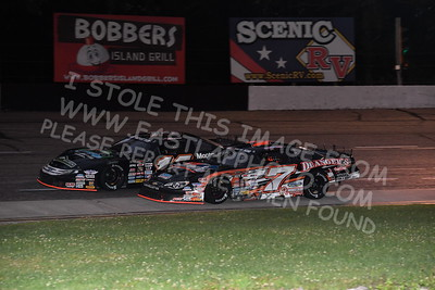 """20170902 484 - ARCA Midwest Tour """"Bill Meiller Memorial 101 presented by Assembly Products"""" at Dells Raceway Park - Wisconsin Dells, WI - 9/2/17"""
