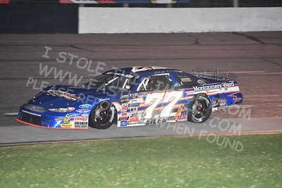 """20170902 490 - ARCA Midwest Tour """"Bill Meiller Memorial 101 presented by Assembly Products"""" at Dells Raceway Park - Wisconsin Dells, WI - 9/2/17"""