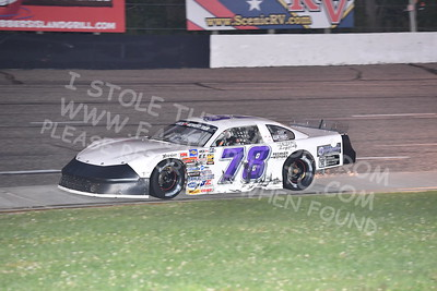 """20170902 483 - ARCA Midwest Tour """"Bill Meiller Memorial 101 presented by Assembly Products"""" at Dells Raceway Park - Wisconsin Dells, WI - 9/2/17"""