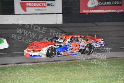 """20170902 499 - ARCA Midwest Tour """"Bill Meiller Memorial 101 presented by Assembly Products"""" at Dells Raceway Park - Wisconsin Dells, WI - 9/2/17"""