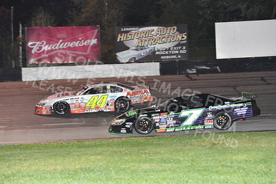 """20170902 501 - ARCA Midwest Tour """"Bill Meiller Memorial 101 presented by Assembly Products"""" at Dells Raceway Park - Wisconsin Dells, WI - 9/2/17"""